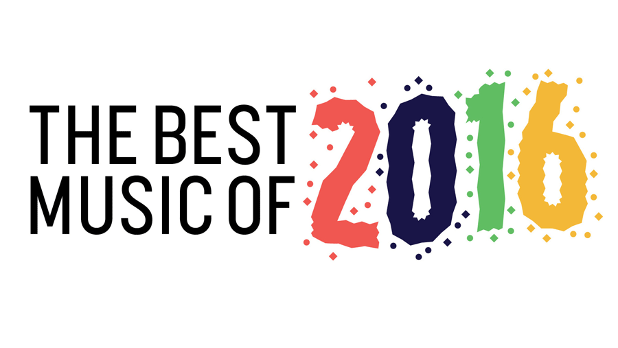 Top new music 2016