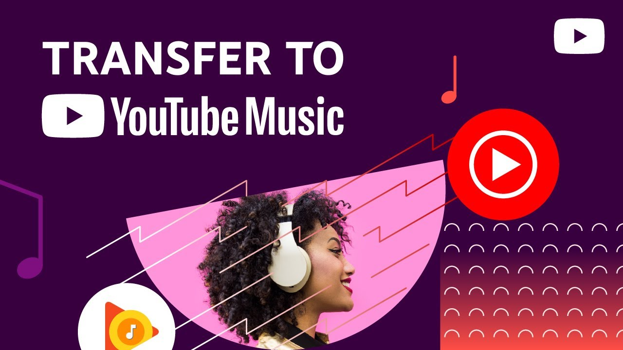 Google play to youtube music