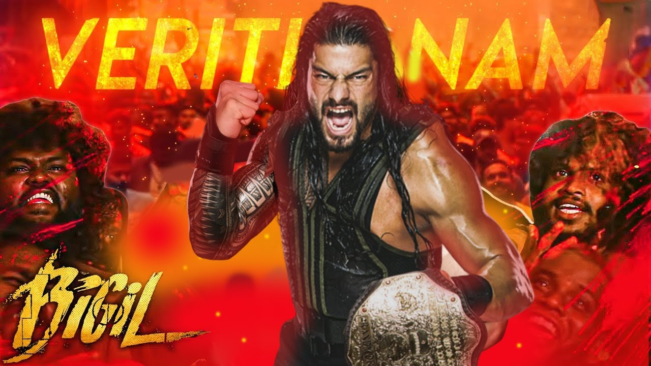 Roman reigns all song